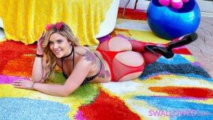 SlutInspection – Kali Roses Big Ass Slut Inspection, Perverzija.com