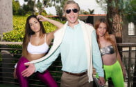 TeamSkeetSelects – Emma Hix, Daisy Stone, Abella Danger, Athena Faris Where The Wild Kinks Are