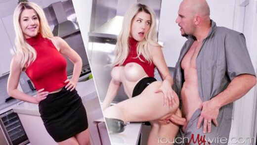 [TouchMyWife] Kit Mercer (Horny High School Teacher Gets Mopped Up By Janitor / 01.01.2021)