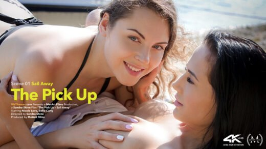 VivThomas - Nicole Love And Sofia Curly - The Pick Up Episode 1 - Sail Away