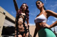 ZZSeries – August Ames And Monique Alexander – The Exxxceptions Episode 4