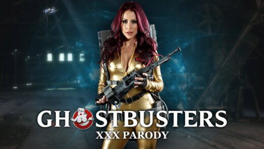ZZSeries - Monique Alexander - Ghostbusters XXX Parody Part 1