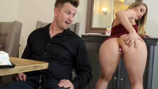 BigButtsLikeItBig - AJ Applegate - Anal Surprise Party