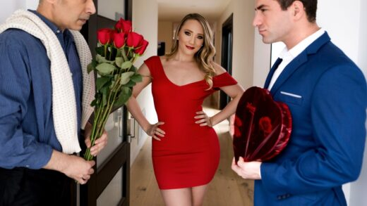 BigButtsLikeItBig - AJ Applegate - Earning My Valentine