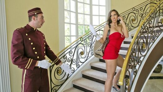 BigButtsLikeItBig - Kelly Divine - Tippin' The Bellboy