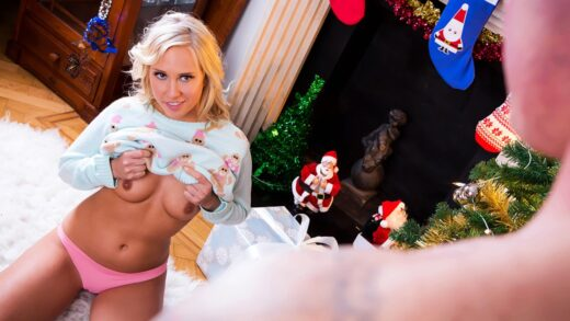 BrazzersExxtra - Carla Cox - Cumming Home For Christmas! Part Two