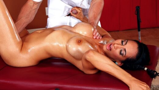DirtyMasseur - Isis Love - Seeing With His Hands