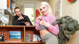 TheWhiteBoxxx – Lovita Fate – Sensual Czech blondie Lovita Fate gets creampie in hot glamcore fuck, Perverzija.com