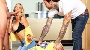 PrivateCasting-X – Jessie Saint Slim Blonde Fuck And Cum Play, Perverzija.com