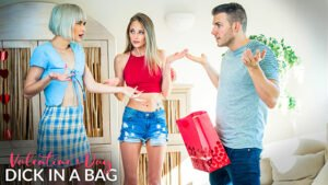 BrattySis – Kyler Quinn And Lily Larimar – This Is Not A Training Bra, Perverzija.com