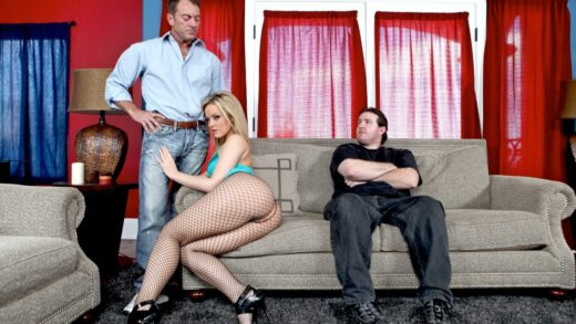 PornstarsLikeItBig - Alexis Texas - Showing the Son how it's Done