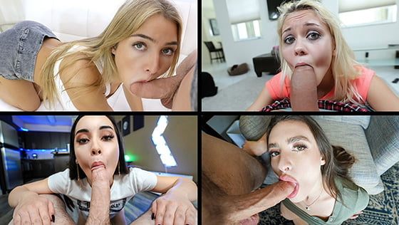 TeamSkeetSelects – Marsha May, Aria Lee, Allie Nicole And Winter Jade – What Mouths Can Do, Perverzija.com