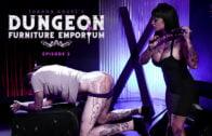 BurningAngel – Jessie Lee Joanna Angels Dungeon Furniture Emporium – Episode 2