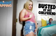 CaughtFapping – Candice Dare Busted By His Girlfriend