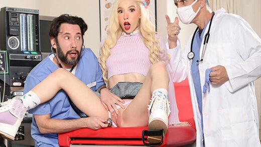 [CherryPimps] Kenzie Reeves (A Doctor Must Thoroughly Take Care Of His Patients Every Needs / 03.26.2021)