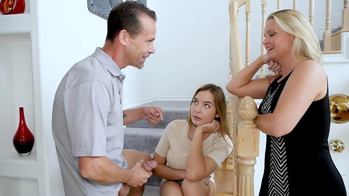 FamilyStrokes – Blair Williams – Household Piping, Perverzija.com