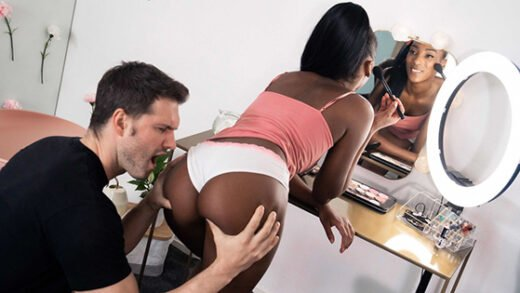 [LoveHerAss] Asia Rae (Eager Boyfriend Wants Ebony Booty / 03.30.2021)