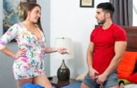MomsTeachSex – Lauren Phillips, Lilly Bell Mom Plays Match Maker