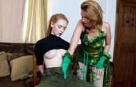 MylfXMarieMcCray – Marie McCray, Athena Rayne Shes Trapped In My Dungeon