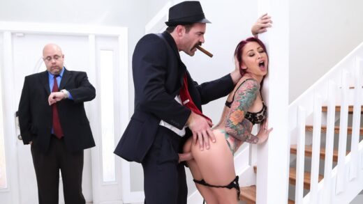 RealWifeStories - Monique Alexander - The Don Whacks My Wifes Ass