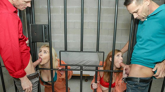 DaughterSwap – Ava Parker And Summer Day – Bailed Out Of Jail For Fucking My Friends Father…, Perverzija.com
