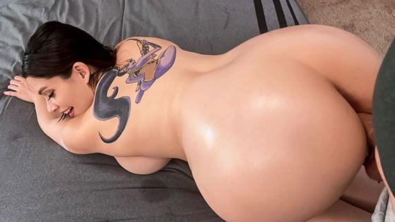DayWithAPornstar – Brooklyn Springvalley – Brooklyn's Big Tits Want Massage, Perverzija.com