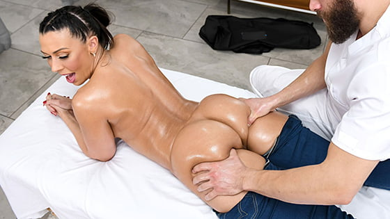 DirtyMasseur – Rachel Starr – Leave My Jeans On, Perverzija.com