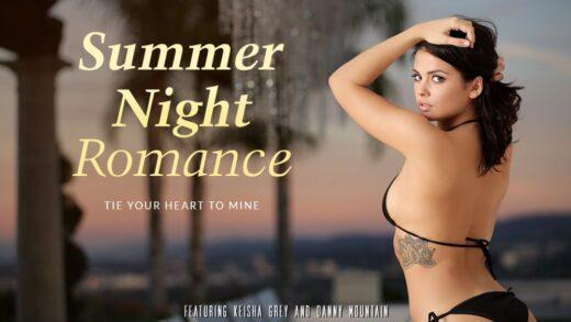 EroticaX - Keisha Grey - Summer Night Romance