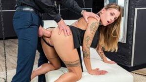 TheWhiteBoxxx – Izzy Lush – Beauty tied up and fucked in the ass, Perverzija.com