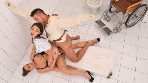 HouseOfTaboo - Cathy Heaven And Tiffany Doll - Sex Without Sanity