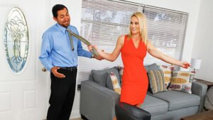 TouchMyWife – Sydney Hail – Pissed Wife Forces Hubby to Watch, Perverzija.com
