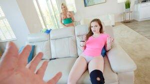FosterTapes – Dakota Knight And Christie Stevens – Physical Tutoring, Perverzija.com