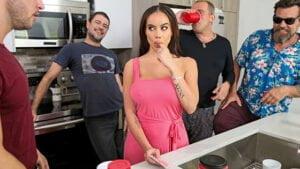 RealWifeStories – Brittney Banxxx And Krissy Lynn – Two Wrongs Make One Merry Wife, Perverzija.com