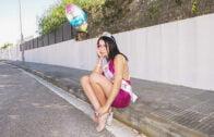 PublicPickUps – Kitty Love – Brazen Birthday Girl