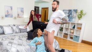 RKPrime – Aften Opal And Tokyolynn – Roommate Threesome Swap Part 2, Perverzija.com