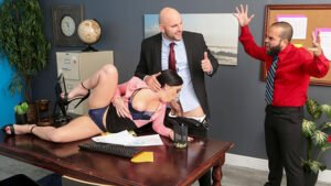 TouchMyWife – Reagan Foxx – Cheating Wife Lets Our Plumber Penetrate Her, Perverzija.com