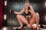 xChimera – Cherry Kiss – Sexy lawyer in hot BDSM action