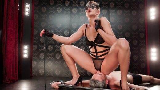 xChimera - Cherry Kiss - Sexy lawyer in hot BDSM action