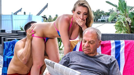 AssParade - Harley Jade - Dont Tell Grandpa