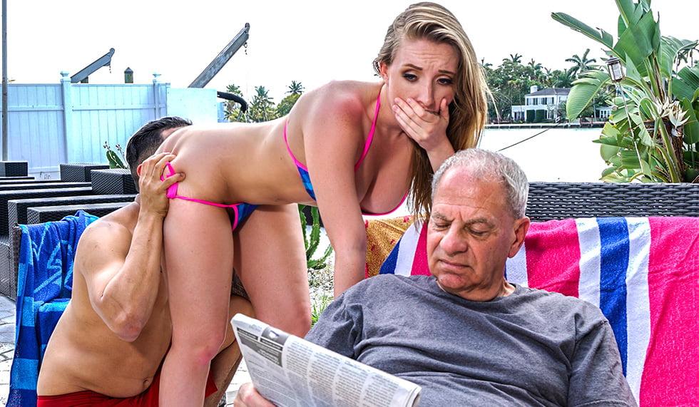 Harley Jade Dont Tell Grandpa