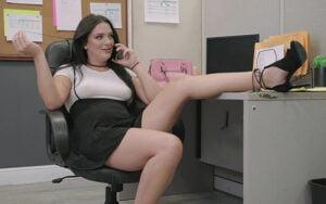 BangSurprise – Alyx Star Can Cum By Rubbing Her Huge Natural Titties, Perverzija.com