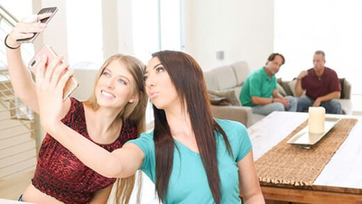DaughterSwap - Alyce Anderson And Jessica Jones - The Scholastic Trade Off Part 2