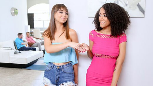 DaughterSwap - Ariana Aimes - The Daddy Swap Part 2