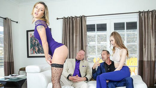DaughterSwap - Samantha Hayes And Sophia Grace - Worlds Dirtiest Dads Part 2