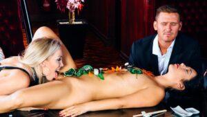SexWorking – Jenny Doll – Sauna Sex With Petite Masseuse, Perverzija.com