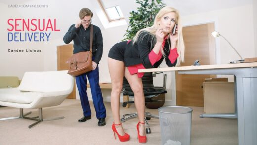 OfficeObsession - Candee Licious - Sensual Delivery