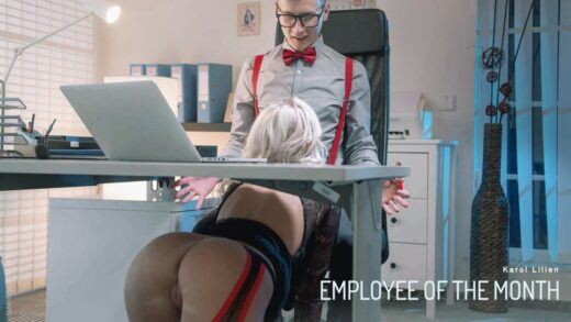 OfficeObsession - Karol Lilien - Employee Of The Month