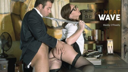 OfficeObsession - Maddy OReilly - Heat Wave