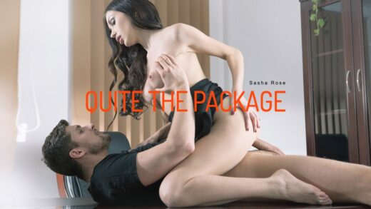 OfficeObsession - Sasha Rose - Quite The Package