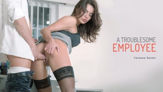 OfficeObsession - Vanessa Decker - A Troublesome Employee